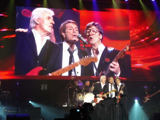 Cliff Richard and the Shadows 2009 tour